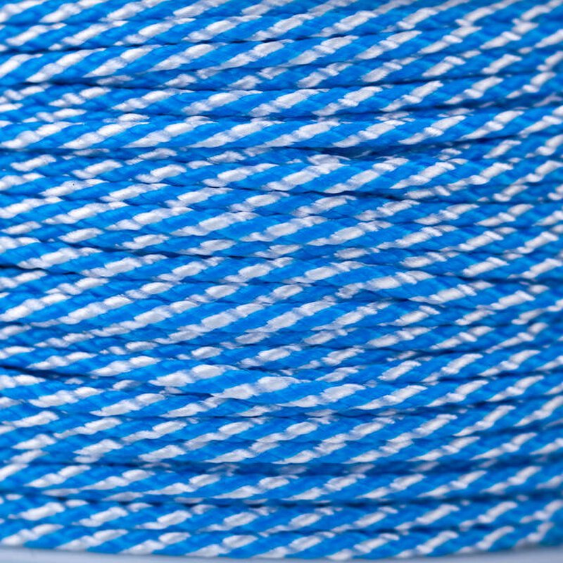 MicroCord 1.18mm colonial blue white cc