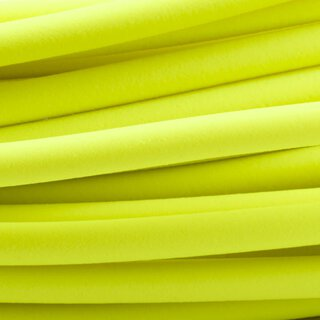 Biothane rund / 6.4mm | neon yellow