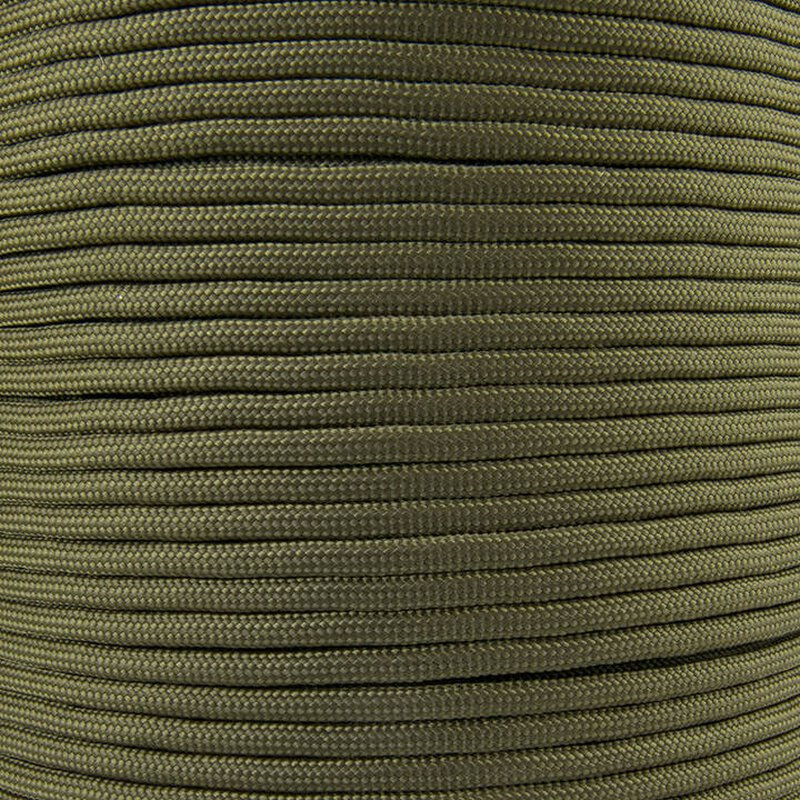 Paracord Typ 3 army green
