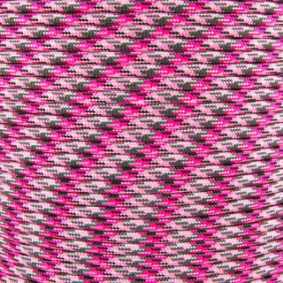 Paracord Typ 3 pretty in pink
