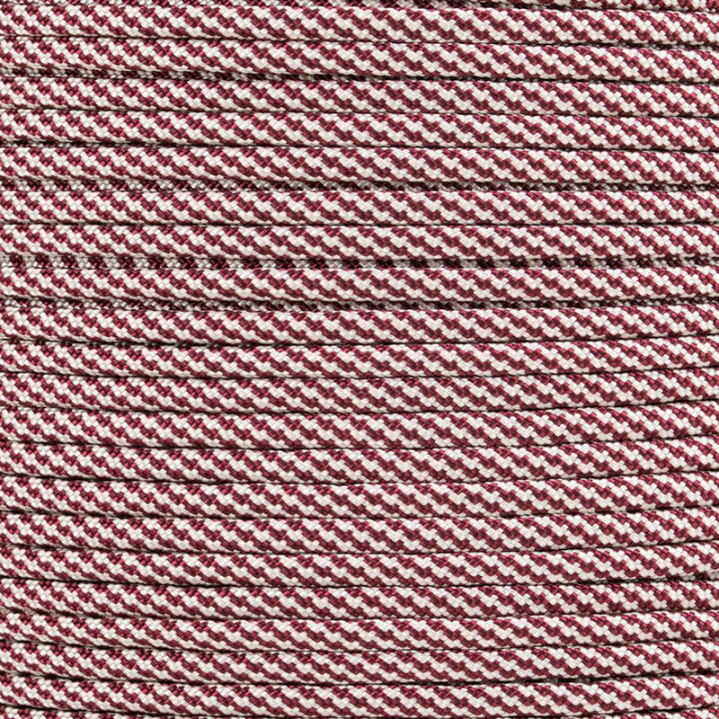 Paracord Typ 3 cream burgundy cc