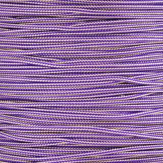 Paracord Typ 1 acid purple gold stripe