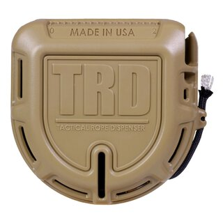 TRD - Paracord Dispenser flat dark earth