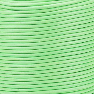 Premium Rundleder mint 2 mm