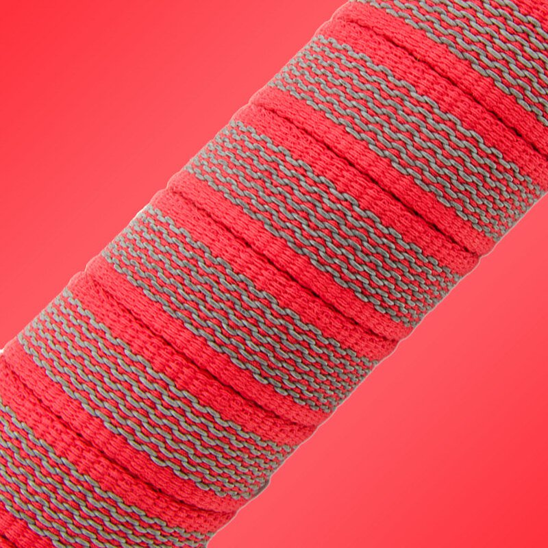 Softgrip Anti-Rutsch Gurtband rot 15 mm