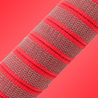 Softgrip Anti-Rutsch Gurtband 15mm rot