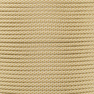 Paracord Typ 3 cream gold diamonds