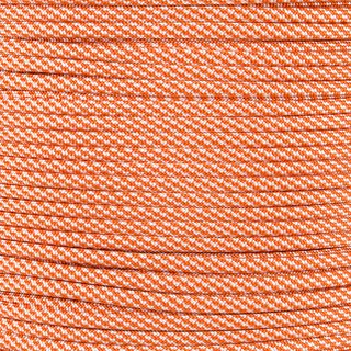 Paracord Typ 3 white international orange cc