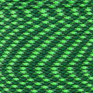 Paracord Typ 3 green blend