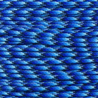 Paracord Typ 3 blue blend