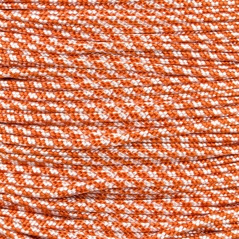 Paracord Typ 2 white international orange cc