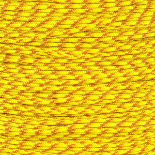 Paracord Typ 1 yellow blend