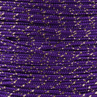 Paracord Typ 1 acid purple gold metal x