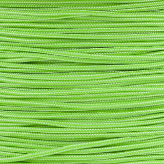 Paracord Typ 1 white neon green stripe