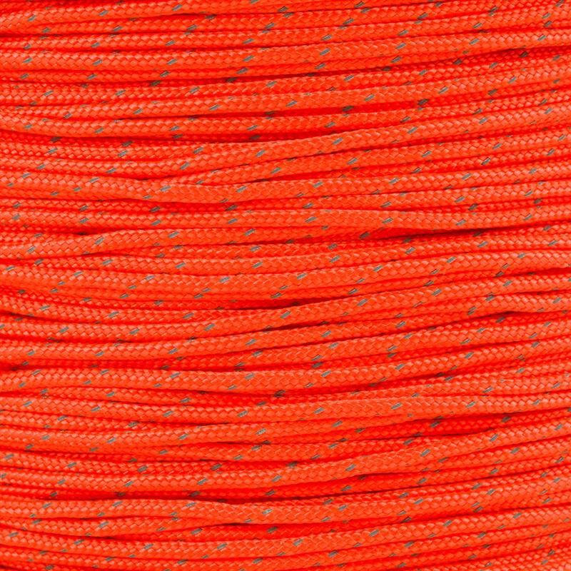 Paracord Typ 1 reflektierend neon orange