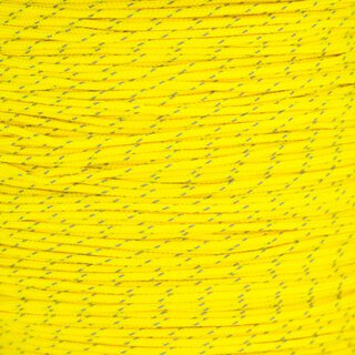 Paracord Typ 1 reflektierend canary yellow