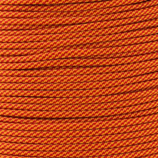 Paracord Typ 3 simply red / royal orange cc