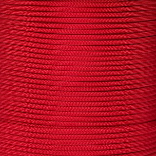 Paracord Typ 3 red chili