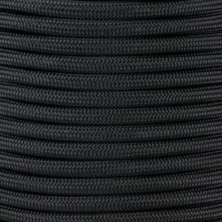 Premium - Polypropylen (PP) Seil 9.7mm black