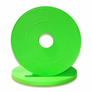 Biothane 520 / 25mm | 2.5mm green apple