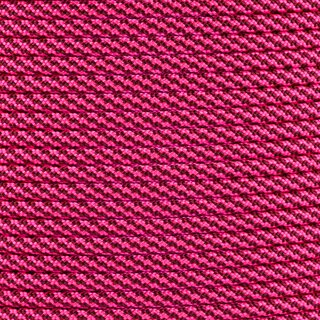 Paracord Typ 3 burgundy / neon pink cc