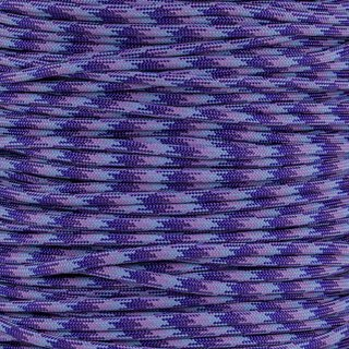 Paracord Typ 3 purple blend