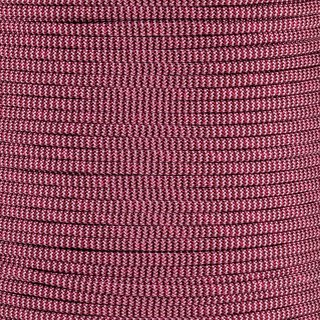 Paracord Typ 3 burgundy rose pink shockwave
