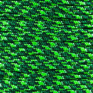 Paracord Typ 2 green blend