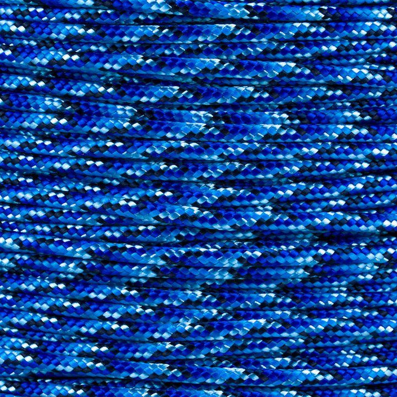 Paracord Typ 2 blue blend