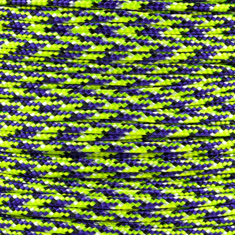 Paracord Typ 2 barneys neon nightmare