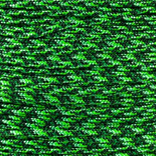 Paracord Typ 1 green blend