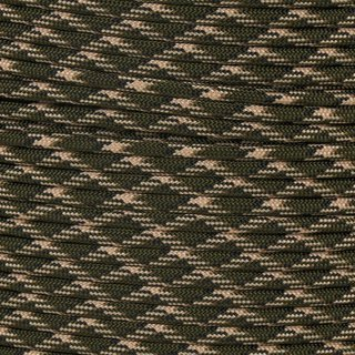 Paracord Typ 3 deep woods