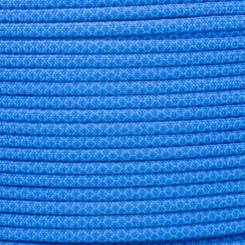 Paracord Typ 3 colonial blue royal blue diamonds