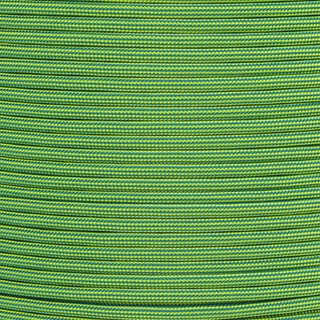 Paracord Typ 3 caribbean blue / neon yellow stripe