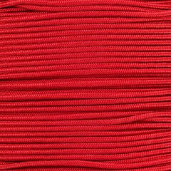 Paracord Typ1 red Chilli