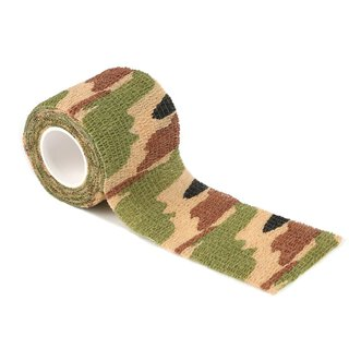 Camouflage Tape Army, Rolle à 4.5m