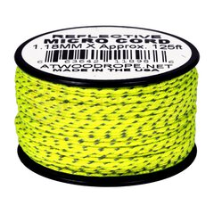 Micro Sport Cord 1.18mm reflektive yellow