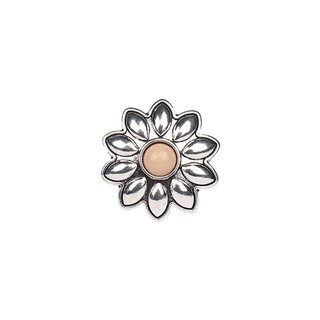 Concho m. Ring, Blume mocca