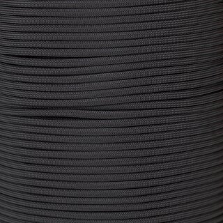 Paracord Typ 3 dark grey / anthracite
