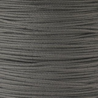 Paracord Typ 1 reflektierend charcoal grey