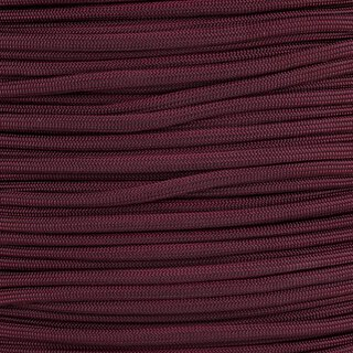 Paracord Typ 3 maroon
