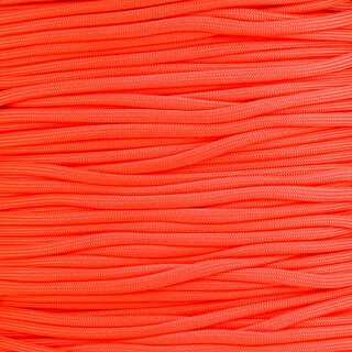 Paracord Typ 3 signal orange