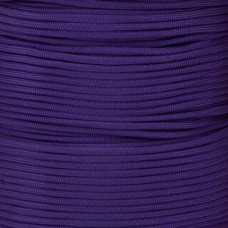 Paracord Typ 3 royal purple