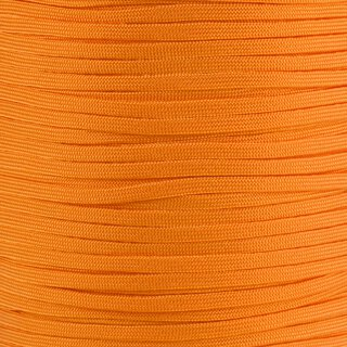 Paracord Typ 3 FLAT apricot
