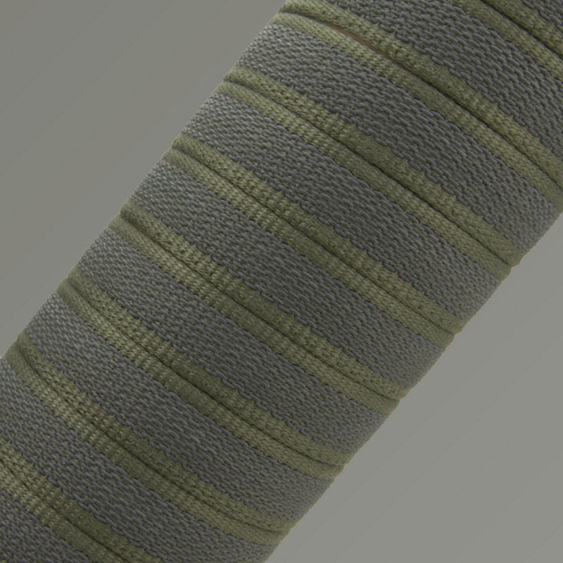 Softgrip Anti-Rutsch Gurtband khaki 20 mm