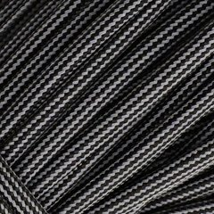 Paracord Typ 3 hight reflective black stripe