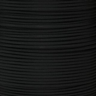 Paracord Typ 3 black